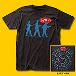 Genesis We Can't Dance Tour Coal T-Shirt