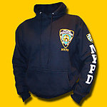 NYPD Hooded Sweatshirt