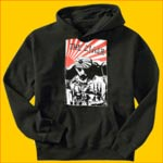 The Clash Kamikaze Hooded Sweatshirt