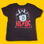 AC/DC High Voltage Toddler T-Shirt