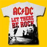 AC/DC Bad Boy Boogie T-shirt