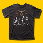 Aerosmith Get Your Wings Rock T-Shirt