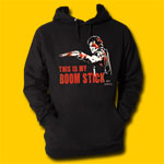 Army of Darkness Hooded Sweatshirt