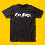 Cro-Mags Logo Punk Rock T-Shirt