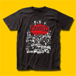 The Damned Lyceum '81 Punk Rock T-Shirt