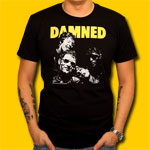 The Damned Photo T-Shirt