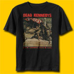 Dead Kennedys Give Me Convenience Or Give Me Death! Rock T-Shirt