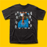 Def Leppard High 'n' Dry Rock T-Shirt