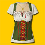 Fräulein Girls T-Shirt