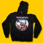 Iron Maiden Hooded Sweatshirt