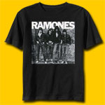 Ramones Expanded And Remastered Punk Rock T-shirt