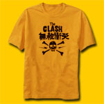 The Clash Yellow T-Shirt