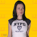 NYPD T-shirt